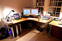 Home Office - My Desk