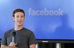 SAN FRANCISCO - NOVEMBER 15:  Facebook founder...
