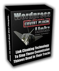 Wordpress Covert Plugin