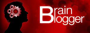 Brain Blogger logo