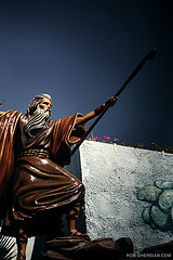 The Holy Land Experience Theme Park - Moses pa...