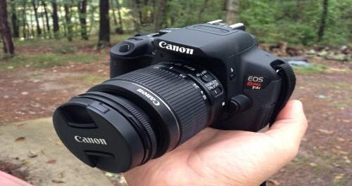 Canon Rebel EOS T4i