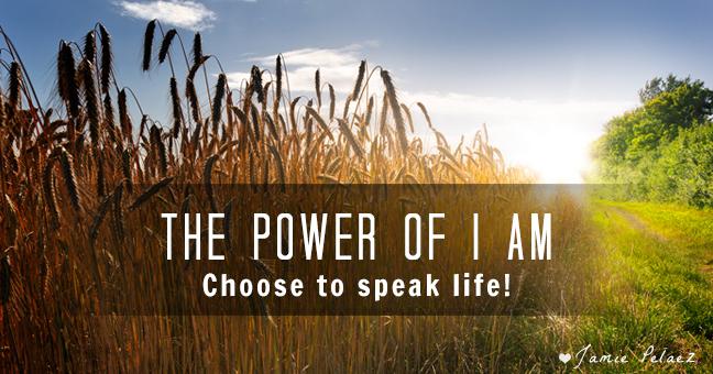 The Power Of I Am Statements Exodus 3:14