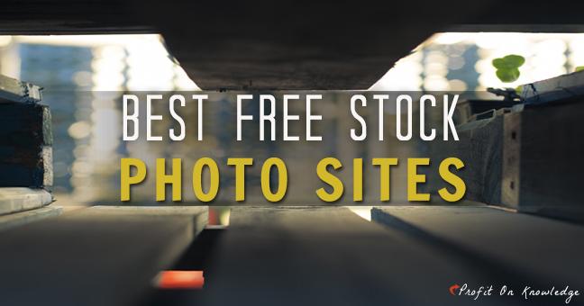 quality free stock photo sites